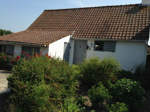 Bungalow 6 personnes Adinkerke - De Panne - location vacances  n°56389