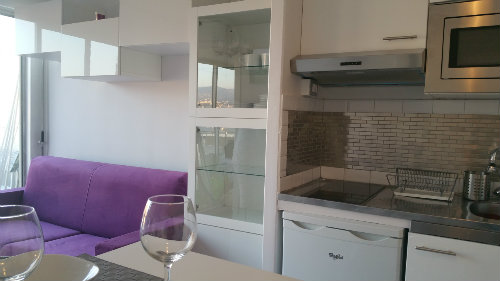 Flat in Nice - Vacation, holiday rental ad # 56390 Picture #3