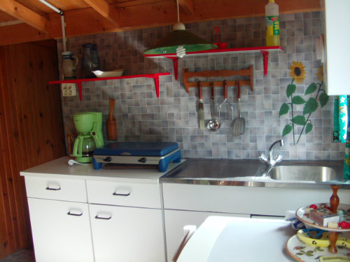 Chalet in grayan et l'hopital - Vacation, holiday rental ad # 56411 Picture #4