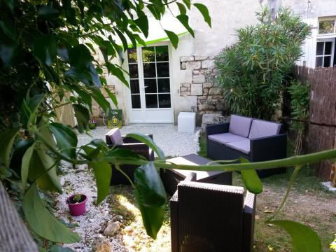 Gite Soulignonne - 4 people - holiday home  #56424