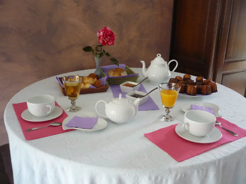 Bed and Breakfast in Archignac - Vakantie verhuur advertentie no 56430 Foto no 15