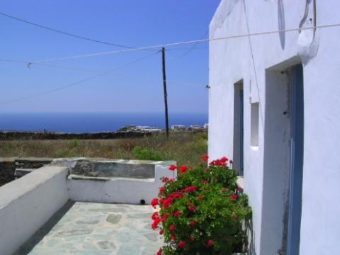 Maison Folegandros - 4 personnes - location vacances  n°56456