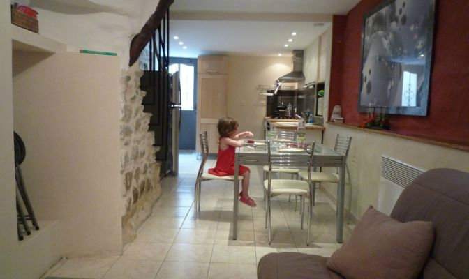 Gite in Labastide en Val - Vacation, holiday rental ad # 56475 Picture #1