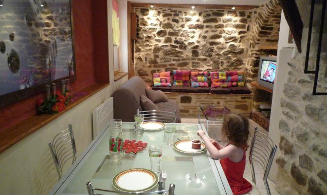 Gite Labastide En Val - 6 people - holiday home  #56475
