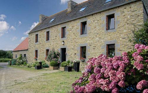 Chambre d'hôtes Tréguier (minihy) - 6 personnes - location vacances  n°56482