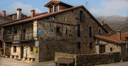 Casa de montaña San Sebastian De Garabandal - 30 personas - alquiler n°56485