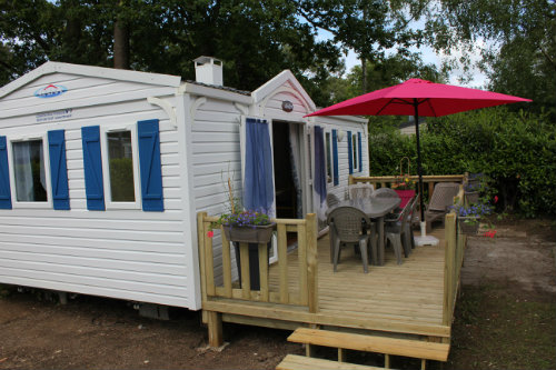 Mobile home Pont Aven - 6 people - holiday home  #56498