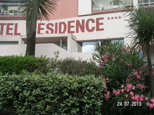 Flat in Biarritz - Vacation, holiday rental ad # 56521 Picture #3