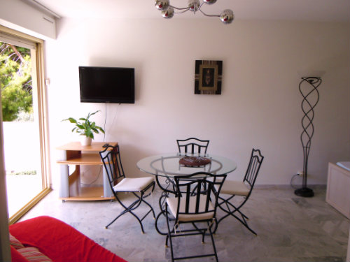 Apartamento 4 personas Juan Les Pins - alquiler n°56525