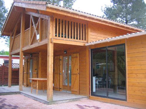 Chalet Gujan Mestras - 6 personnes - location vacances  n°56527