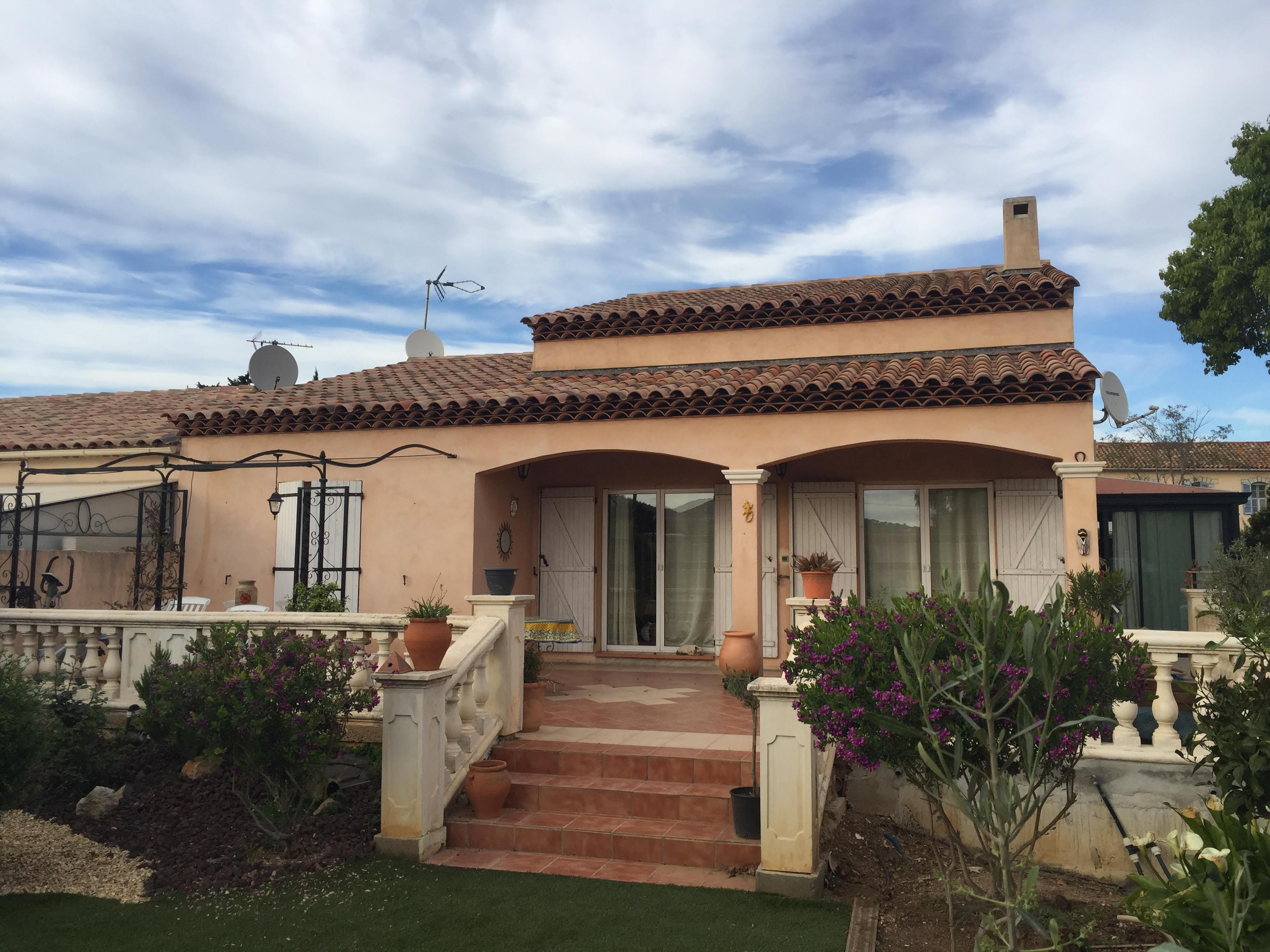 Maison Hyeres  - 8 personnes - location vacances  n�56536