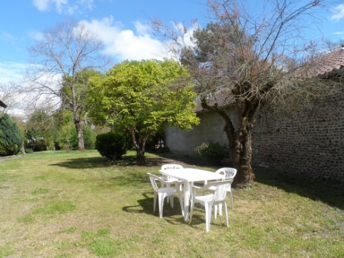 Maison 5 personnes Ju Belloc - location vacances