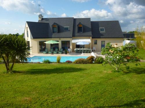 Maison Saint-yvi - 14 personnes - location vacances  n°56593