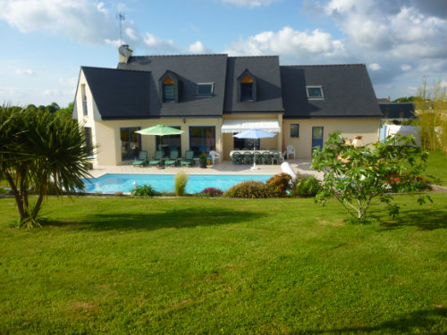 Huis Saint-yvi - 14 personen - Vakantiewoning  no 56593