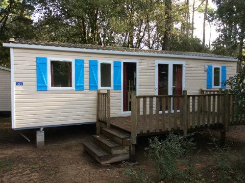 Mobil-home Saint-brévin Les Pins - 8 personnes - location vacances  n°56599