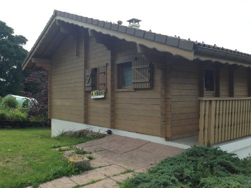 Chalet Le Haut-du-tôt - 6 people - holiday home  #56600