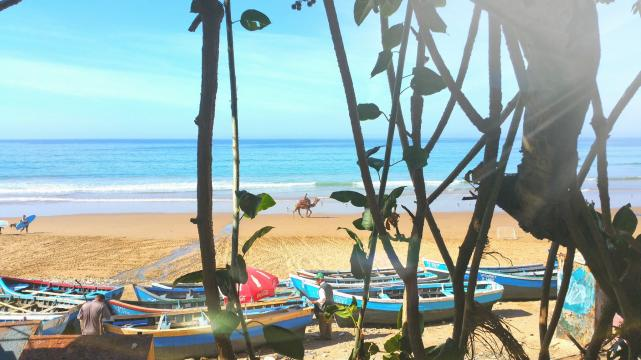 Appartement Taghazout - 6 personnes - location vacances  n°56603