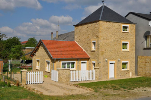 House Escombres-et-le-chesnois - 6 people - holiday home  #56638