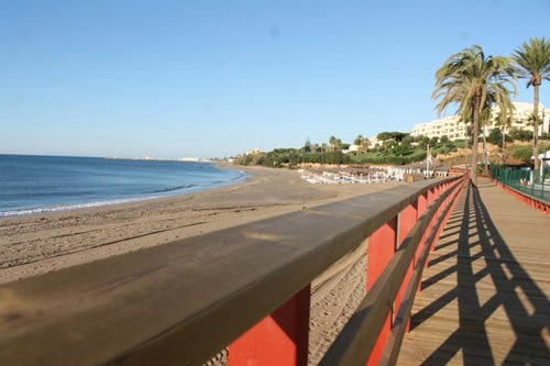 Flat in La Cala de Mijas - Vacation, holiday rental ad # 56656 Picture #1 thumbnail