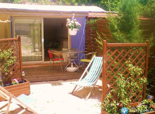 Gite La Ciotat - 2 personnes - location vacances  n�56684