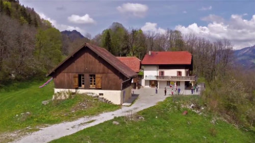 Chalet Les Sciernes-d'albeuve - 64 people - holiday home  #56698