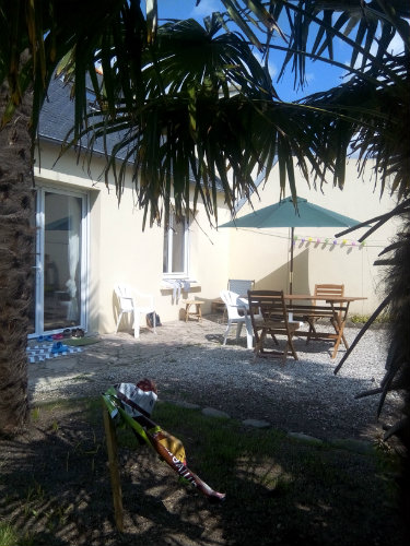 House Combrit- Sainte-marine - 6 people - holiday home  #56704