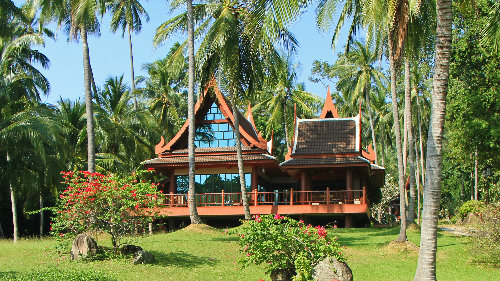 House 6 people Koh Samui - holiday home  #56730