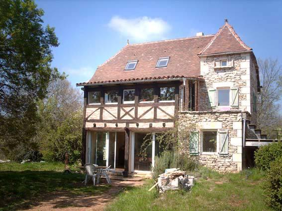 Gite Marcilhac Sur Célé - 10 personen - Vakantiewoning  no 56776