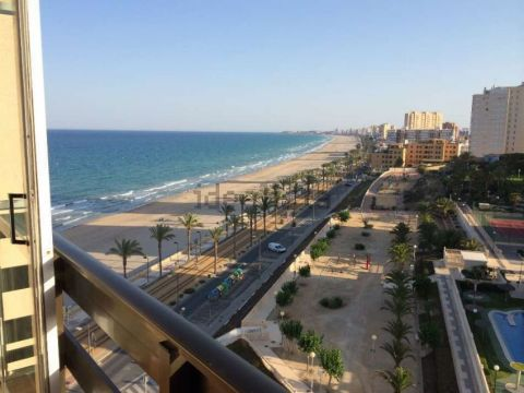 Flat in El Campello - Vacation, holiday rental ad # 56807 Picture #7