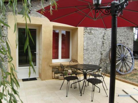 Gite Ozillac - 2 personnes - location vacances  n°56809