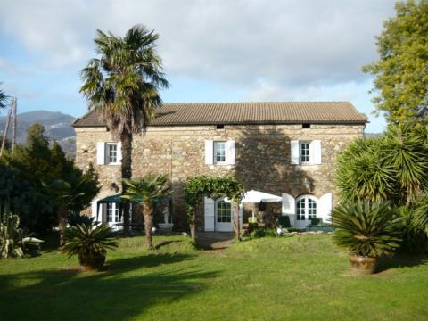 Maison Moriani-plage - 10 personnes - location vacances  n°56818