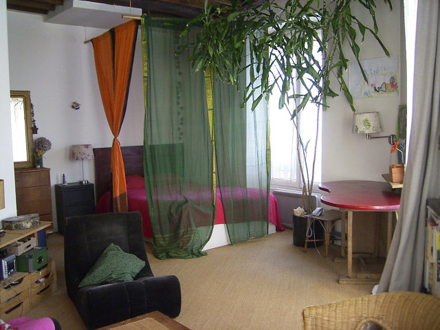 Studio in Paris 19 ième - Vacation, holiday rental ad # 56832 Picture #2
