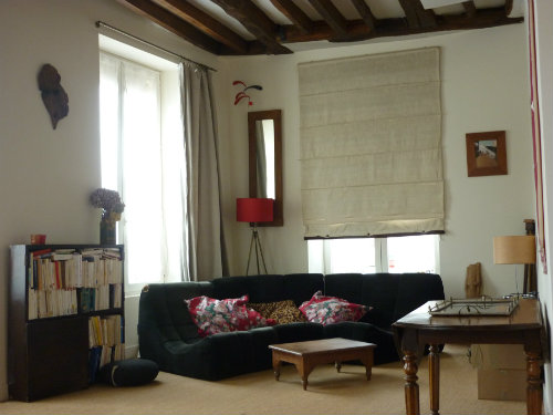 Studio in Paris 19 ième - Vacation, holiday rental ad # 56832 Picture #0