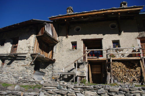 Chalet 8 people Sainte Foy Tarentaise - holiday home  #56850