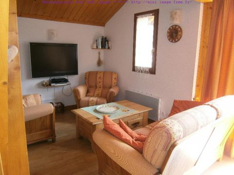 Flat in Le devoluy - Vacation, holiday rental ad # 56857 Picture #1