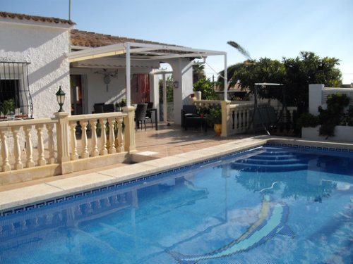 House Calpe - 8 people - holiday home  #56862