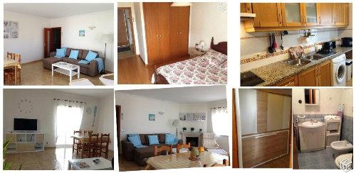Appartement 3 personnes Sitio De Nazaré - location vacances  n°56891