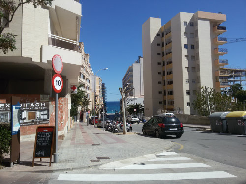 Flat in Calpé - Vacation, holiday rental ad # 56892 Picture #19