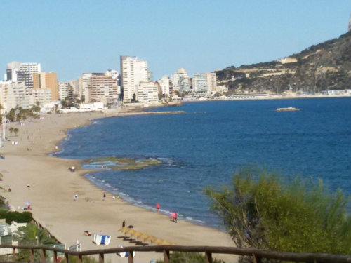 Flat in Calpé - Vacation, holiday rental ad # 56892 Picture #2