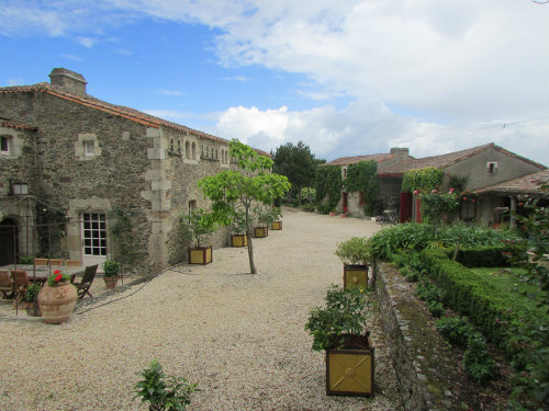 Gite Landevieille - 4 people - holiday home