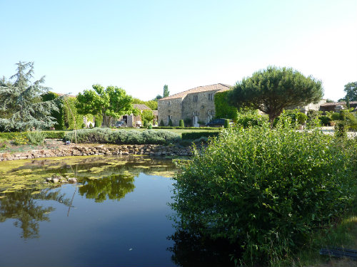 Bed and Breakfast 4 people Landevieille - holiday home  #56900