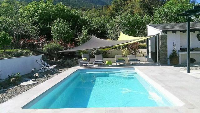 Huis in Valle di campoloro voor  6 •   met privé zwembad