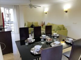 Appartement in Malaga für  7 •   Aussicht aufs Meer