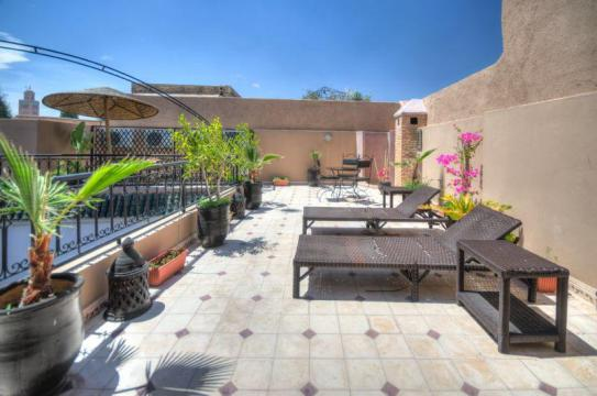 House Marrakech - 14 people - holiday home  #57002