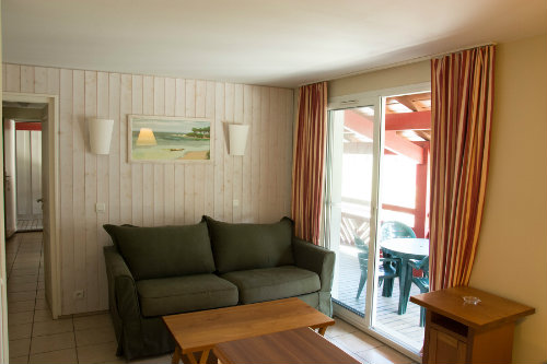 Flat in Moliets et Maa - Vacation, holiday rental ad # 57025 Picture #1