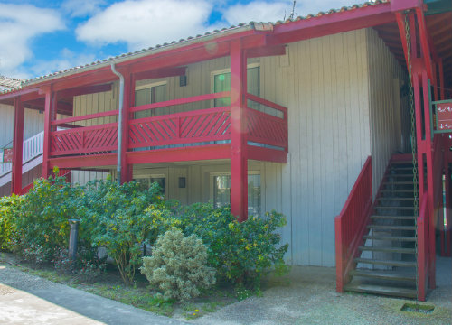 Appartement Moliets Et Maa - 4 personnes - location vacances  n°57025