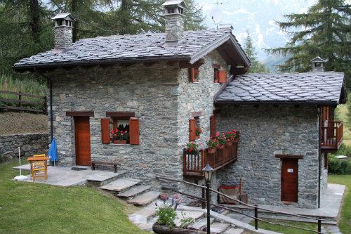 Maison 5 personnes Valtournenche - location vacances  n°57036