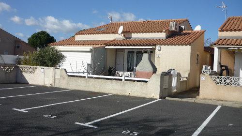 Maison à Gruissan pour  5 •   2 chambres