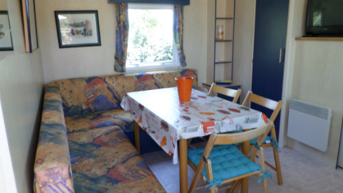 Mobile home in Plouhinec - Vacation, holiday rental ad # 57086 Picture #1