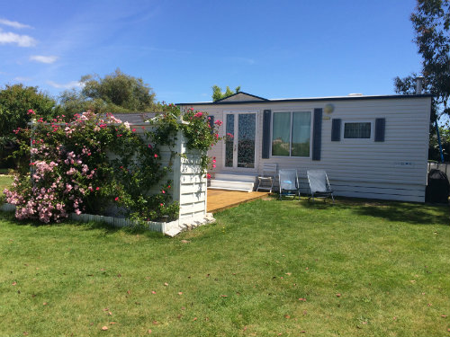 Mobil-home Plouhinec - 4 personnes - location vacances  n°57086